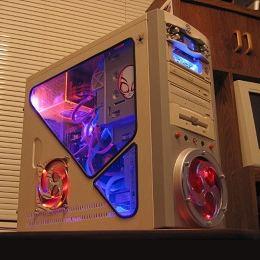 Компьютерный моддинг.Как сделать свой компьютер уникальным