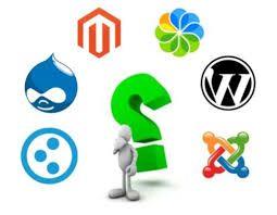 Joomla. Drupal. WordPress. Выбираем движок для сайта