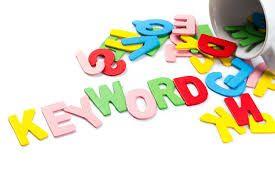 способы определения ключевых слов на сайте